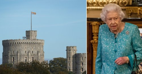 Queen's schedule stripped to 'light duties' after night in hospital