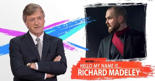 My name is Richard Madeley and you've been pronouncing it wrong