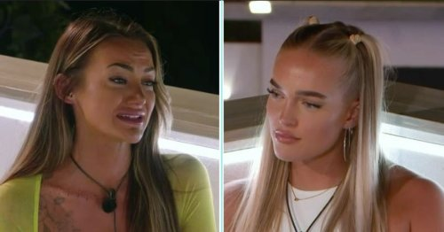 Love Island 2021: Fans distraught for 'queen' Abigail Rawlings as she bursts into tears in Mary Bedford one-on-one