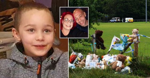 Mum and stepdad of boy, 5, pulled dead from river in court over his murder