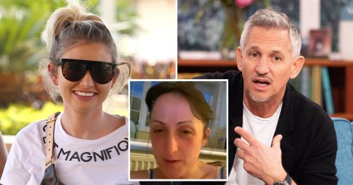 Gary Lineker absolutely fuming about hay fever as celebs suffer along with the rest of us
