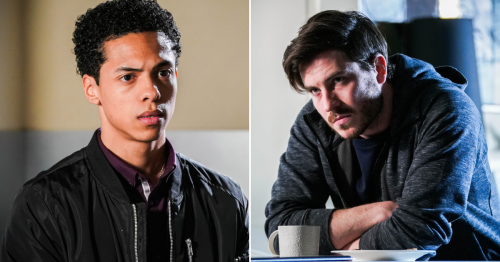 EastEnders spoilers: Zack Morris reveals huge moment for Taylors as Gray is exposed as a killer