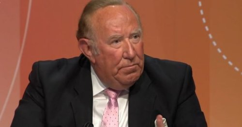 Andrew Neil hints he quit GB News as he 'never set out to make British Fox News'