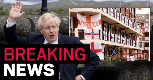 Boris to hold press conference five minutes into England's first Euro 2020 match