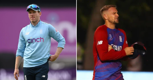 Eoin Morgan confirms Liam Livingstone is fully fit after suffering finger injury in T20 World Cup warm-up defeat to India