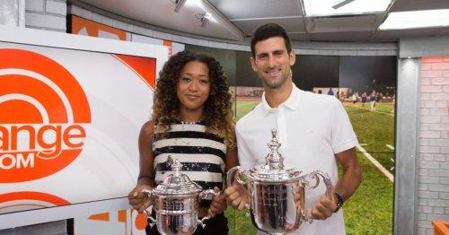 Novak Djokovic sends message to Naomi Osaka after French Open withdrawal