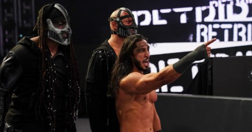 WWE's Mustafa Ali addresses RETRIBUTION shortcomings and being left off WrestleMania yet again