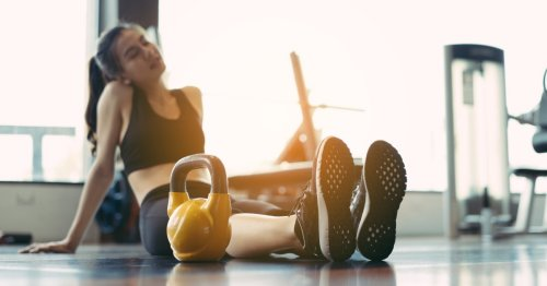 Try these gentle full-body workouts for when you're feeling really tired