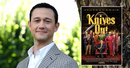 Joseph Gordon-Levitt had secret Knives Out cameo and we all missed it