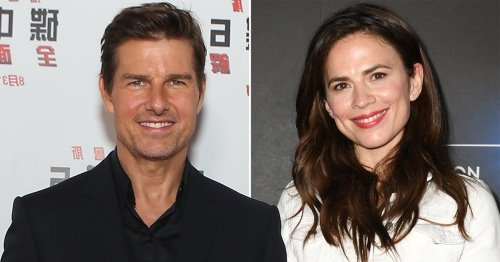 Tom Cruise 'splits from Mission: Impossible 7 co-star Hayley Atwell' but will continue working together