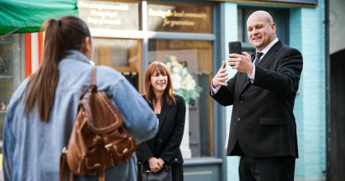 EastEnders spoilers: Rainie and Stuart Highway make a life changing decision