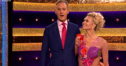 Strictly 2021: Dan Walker leaves fans in tears with sweet tribute to wife: 'I've loved her for over half my life'