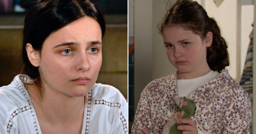 Coronation Street spoilers: New video reveals the moment Alina finds out Hope left her to die in fire?