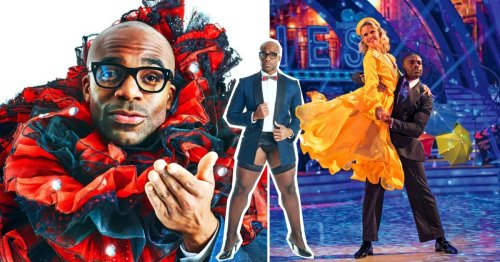 Ore Oduba slips into fishnets and heels as he prepares for Rocky Horror debut