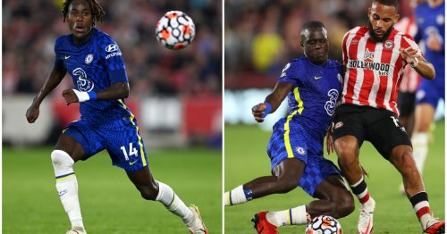 Thomas Tuchel gives his verdict on Malang Sarr and Trevoh Chalobah performances against Brentford