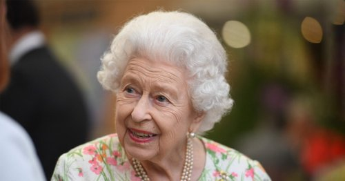 Queen 'had secret sign so aides could whisk her away if she felt ill'