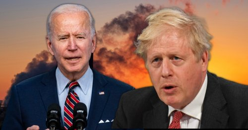 Boris takes swipe at Trump in praising US for 'returning' to climate fight