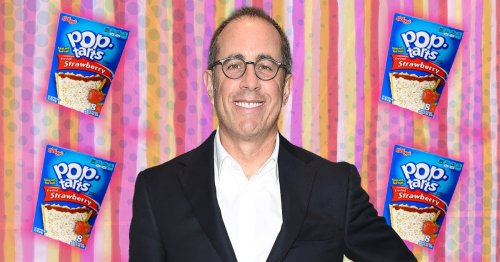 Yes, Jerry Seinfeld really is making a Netflix movie about Pop-Tarts