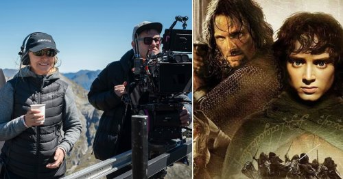 Lord of The Rings TV series on Amazon Prime: New behind the scenes photo released as Outlander director signs on