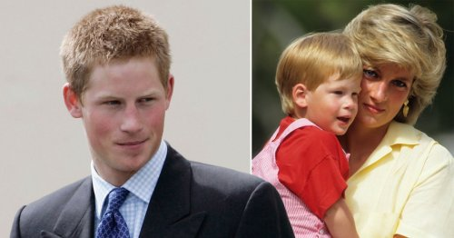 Harry wanted to quit as royal in his 20s saying 'look what it did to my mum'