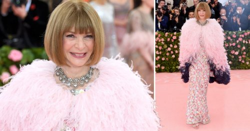 Anna Wintour names the one celebrity she won't ever invite back to the Met Gala