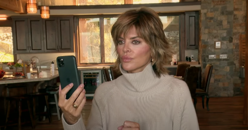 Lisa Rinna doesn't hold back over daughter Amelia Hamlin's relationship with Scott Disick: 'He's too damn old'