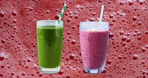 Four delicious smoothie recipes high in antioxidants, protein and vitamins