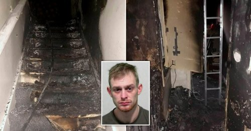 Stoned cannabis grower destroyed family home by lighting cigarette