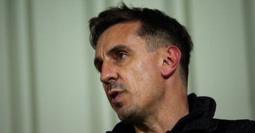 'Relegate them!' – Gary Neville launches savage attack on Liverpool and Man Utd over Super League plans
