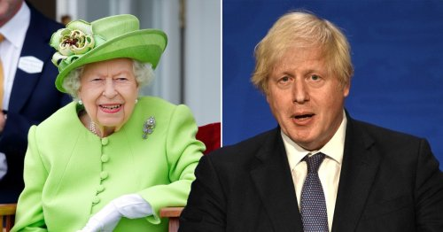 Boris 'wanted to visit Queen days before first lockdown' despite Covid fears