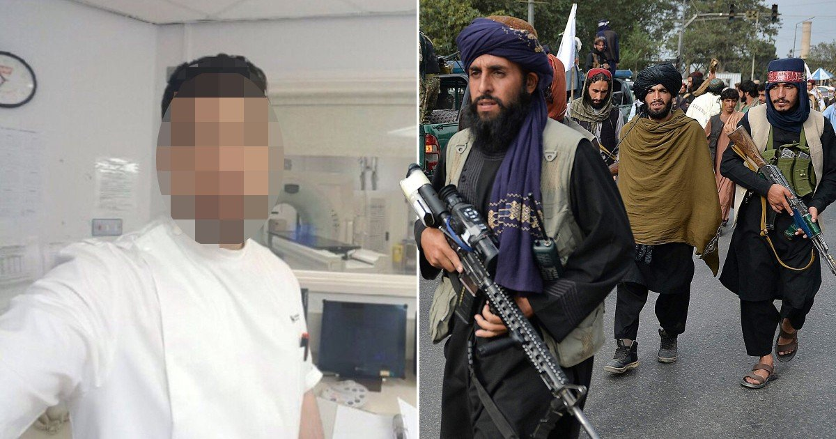 NHS worker who moved to Afghanistan to build hospital 'left for dead'