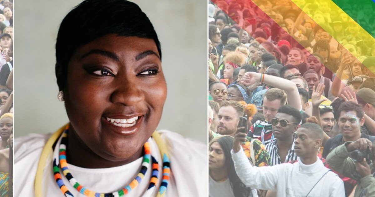 Lady Phyll: 'Black people were relegated to the sidelines of mainstream Pride events'