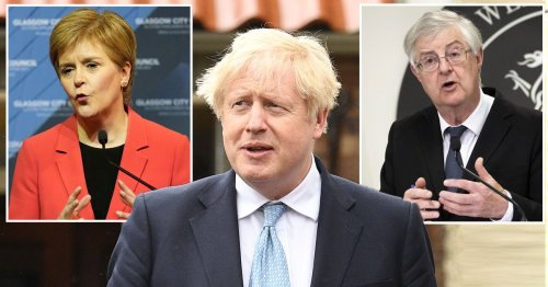 Boris Johnson invites devolved leaders for 'Team UK' crisis talks