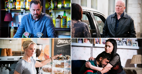 EastEnders spoilers: Death trauma, operation drama and baby secret