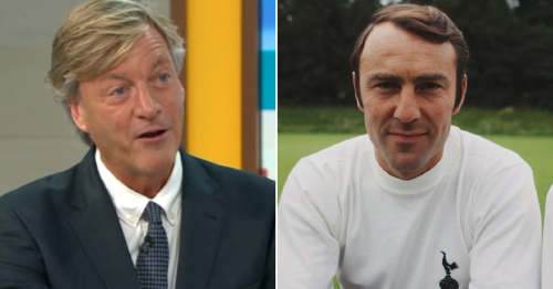 Richard Madeley remembers thoughtful gift from late 'best friend' Jimmy Greaves left him 'walking on air'