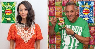 Thandiwe Newton revives the green vs blue crisps debate and the nation needs answers