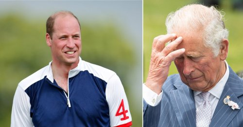 Prince Charles 'reduced to tears' by William's inheritance plans