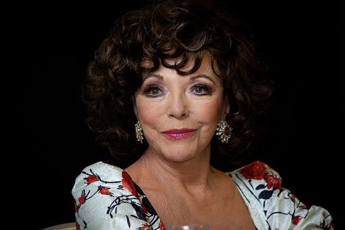 Dame Joan Collins has no regrets about abortion aged 26: 'It would have been the death of my career'