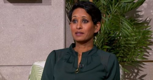 Naga Munchetty fainted twice having IUD fitted as she recalls GP waiting room could hear screams of agony: 'I felt violated, weak and angry'