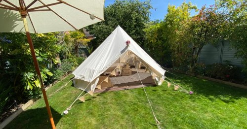 Teepees are the must-have accessory for summer 2021 parties and events