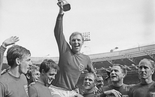 Who is still alive from the England 66 team?
