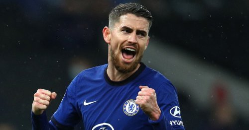 Jorginho admits feeling underappreciated at Chelsea but is enjoying life at Stamford Bridge