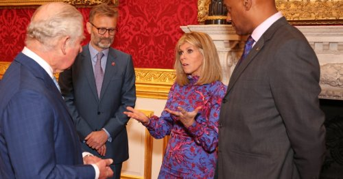 Kate Garraway reveals Prince Charles as royal who offered help amid Derek Draper's Covid battle