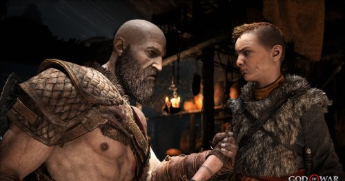 God Of War reboot release date on PC is January 2022