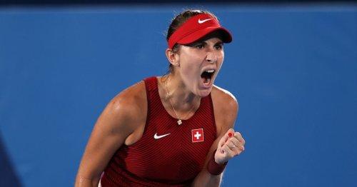 Switzerland's Belinda Bencic makes history by clinching Olympics singles gold