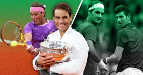 Rafael Nadal on his future, 'crazy' records and rivalry with Roger Federer and Novak Djokovic