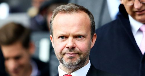 Richard Arnold emerges as leading contender to replace Ed Woodward at Manchester United