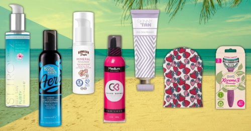 Your step-by-step guide to getting the perfect (fake) summer glow