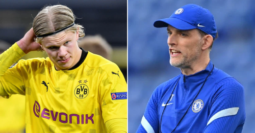 Thomas Tuchel identifies Robert Lewandowski as 'next best option' for Chelsea to sign after giving up on Erling Haaland