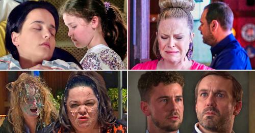 25 soap spoilers: Coronation Street murder horror, EastEnders sad death tragedy, Emmerdale food fight, Hollyoaks showdown